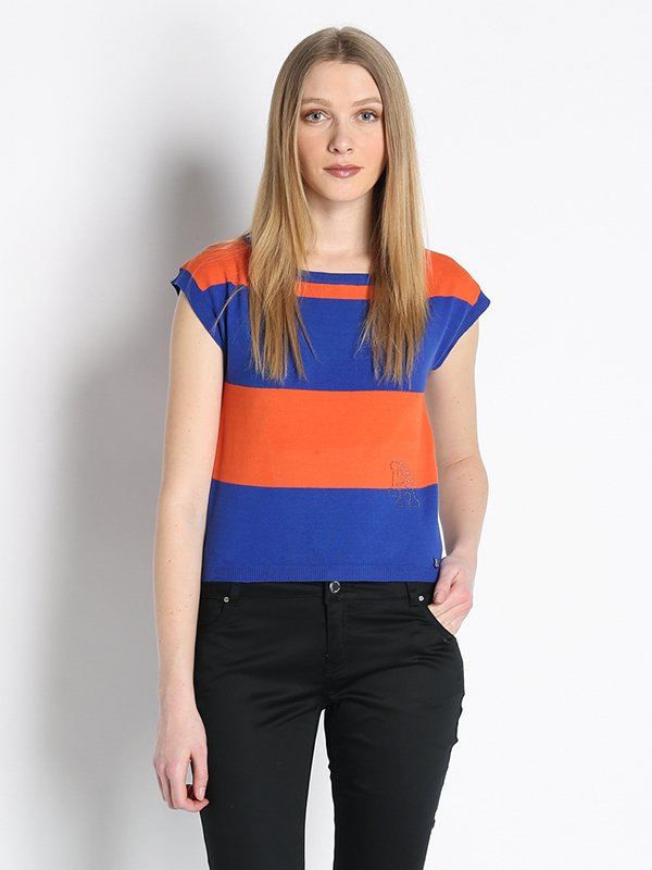 Блуза в полоску | 3067125