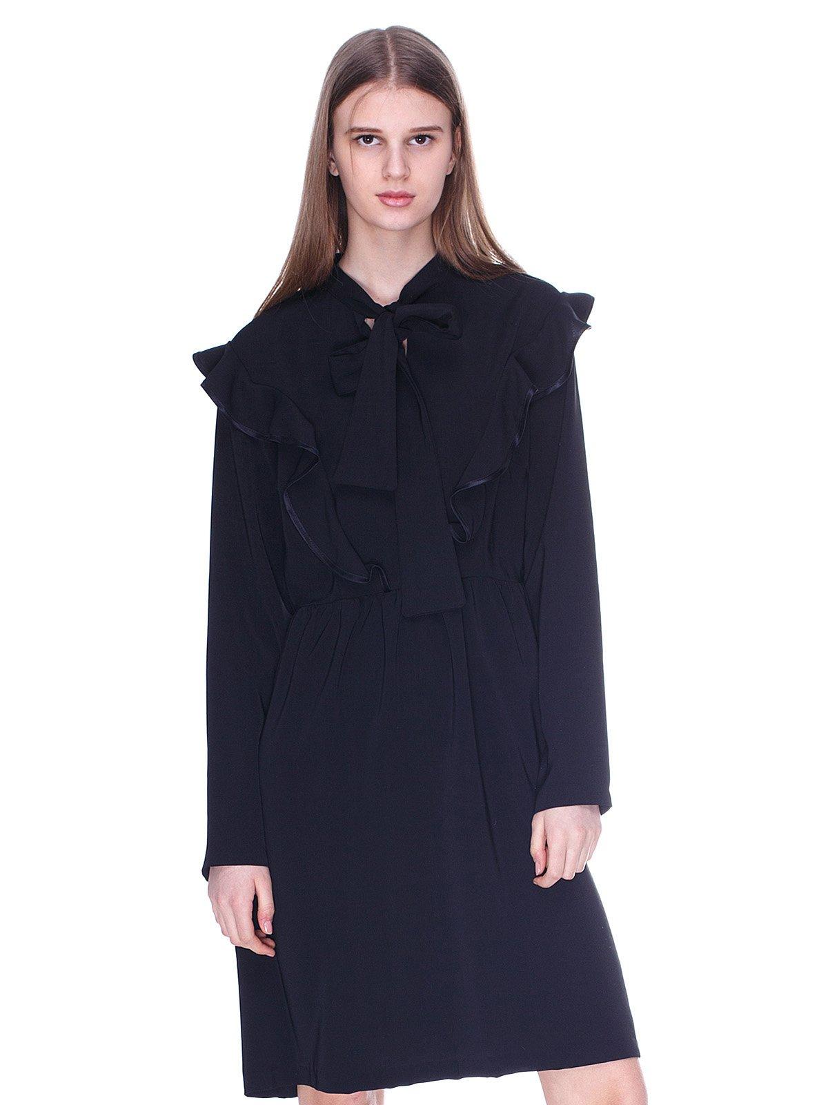 Платье черное | 3054174
