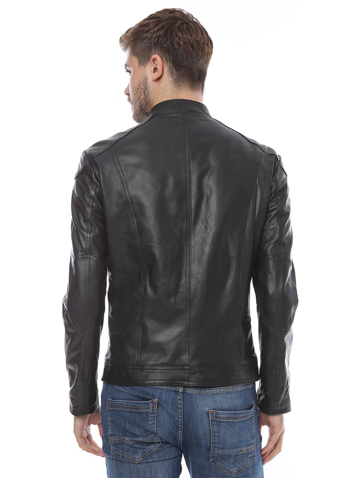 Куртка черная | 1315316 | фото 2