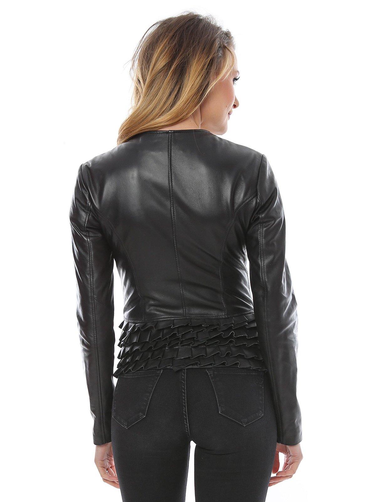 Куртка черная | 1875315 | фото 2