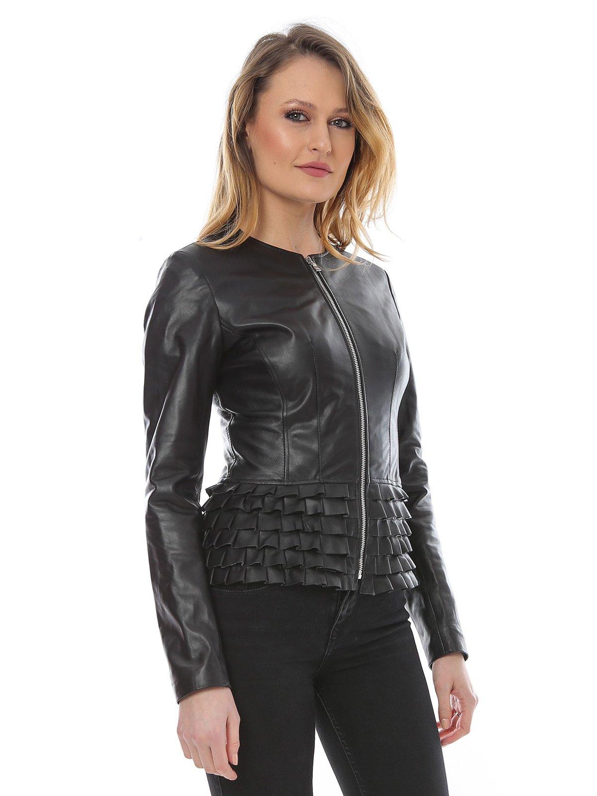 Куртка черная | 1875315 | фото 3