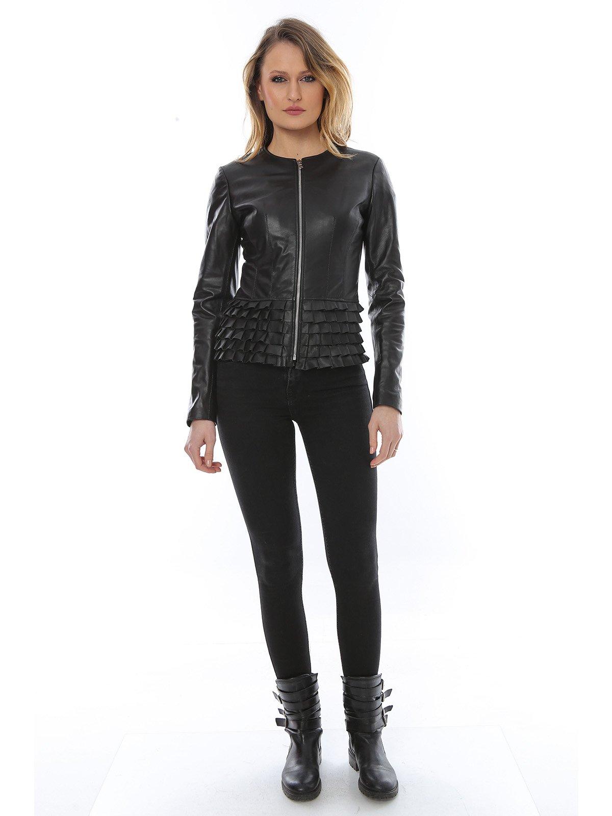 Куртка черная | 1875315 | фото 4