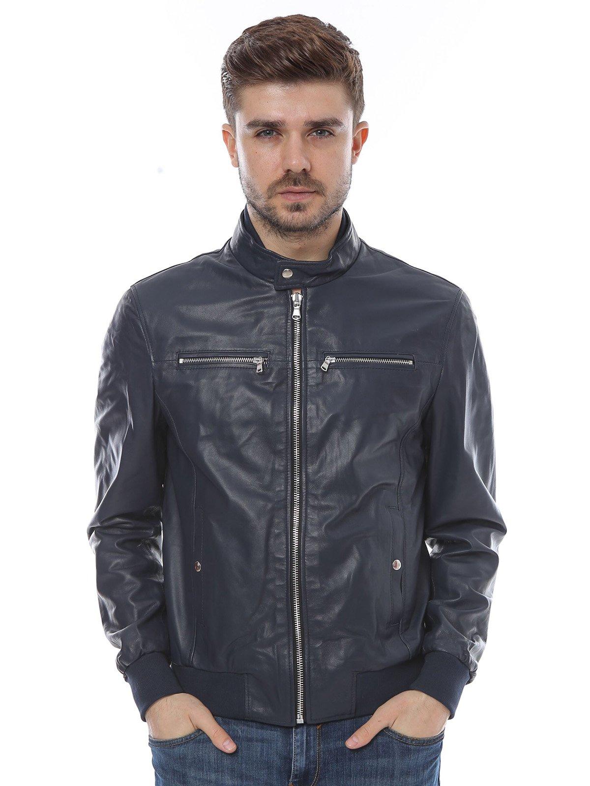 Куртка синяя | 1879230