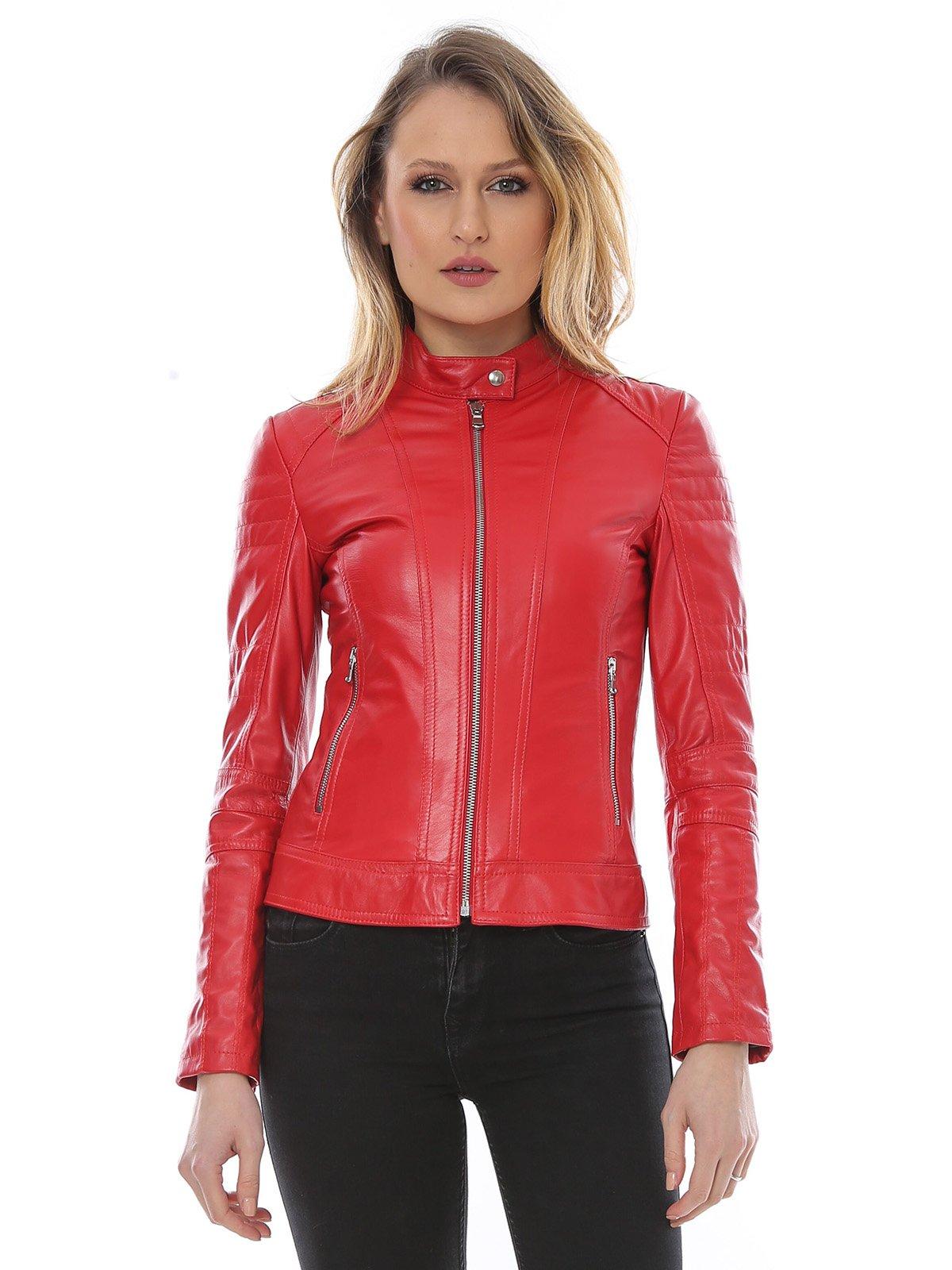Куртка червона | 2646062