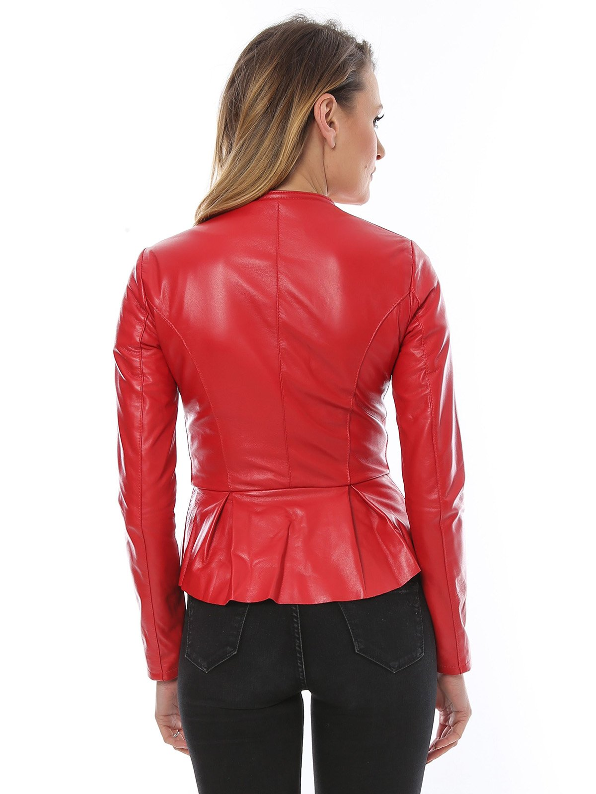 Куртка красная | 2646113 | фото 2