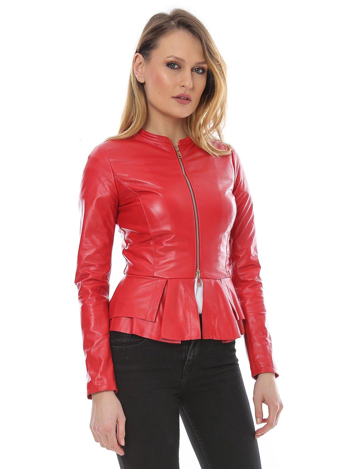 Куртка красная | 2646113 | фото 3