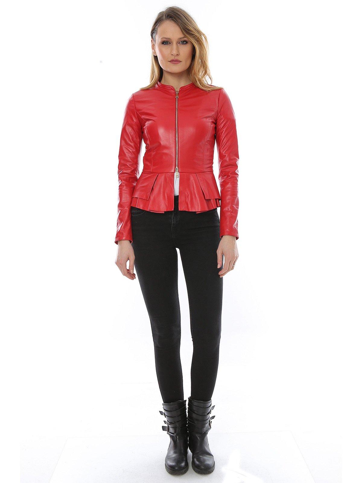 Куртка красная | 2646113 | фото 4