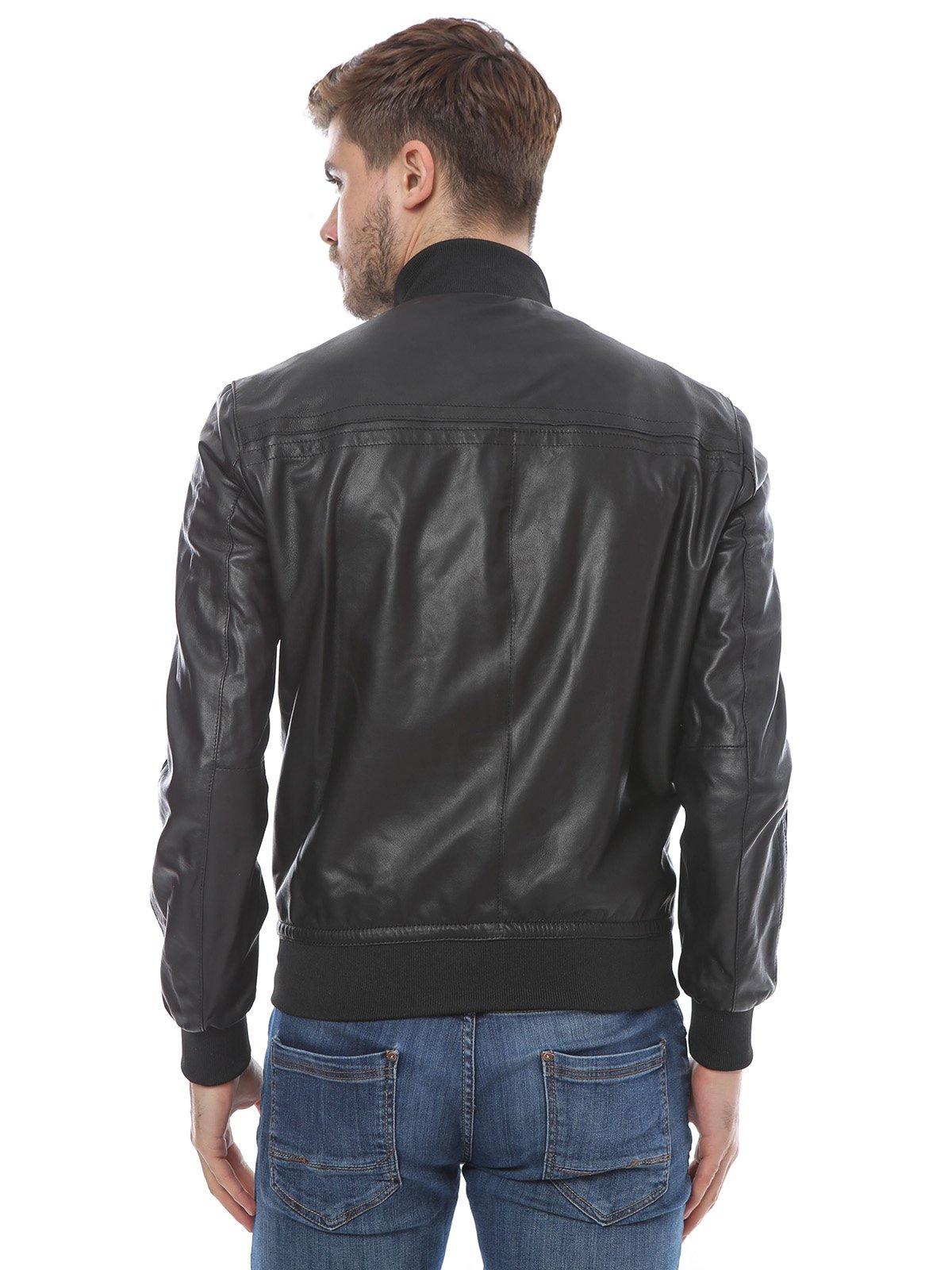 Куртка черная | 2646184 | фото 2