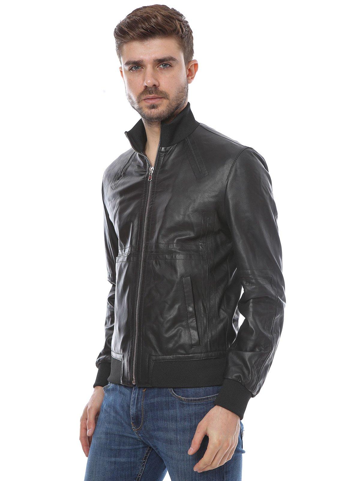 Куртка черная | 2646184 | фото 3