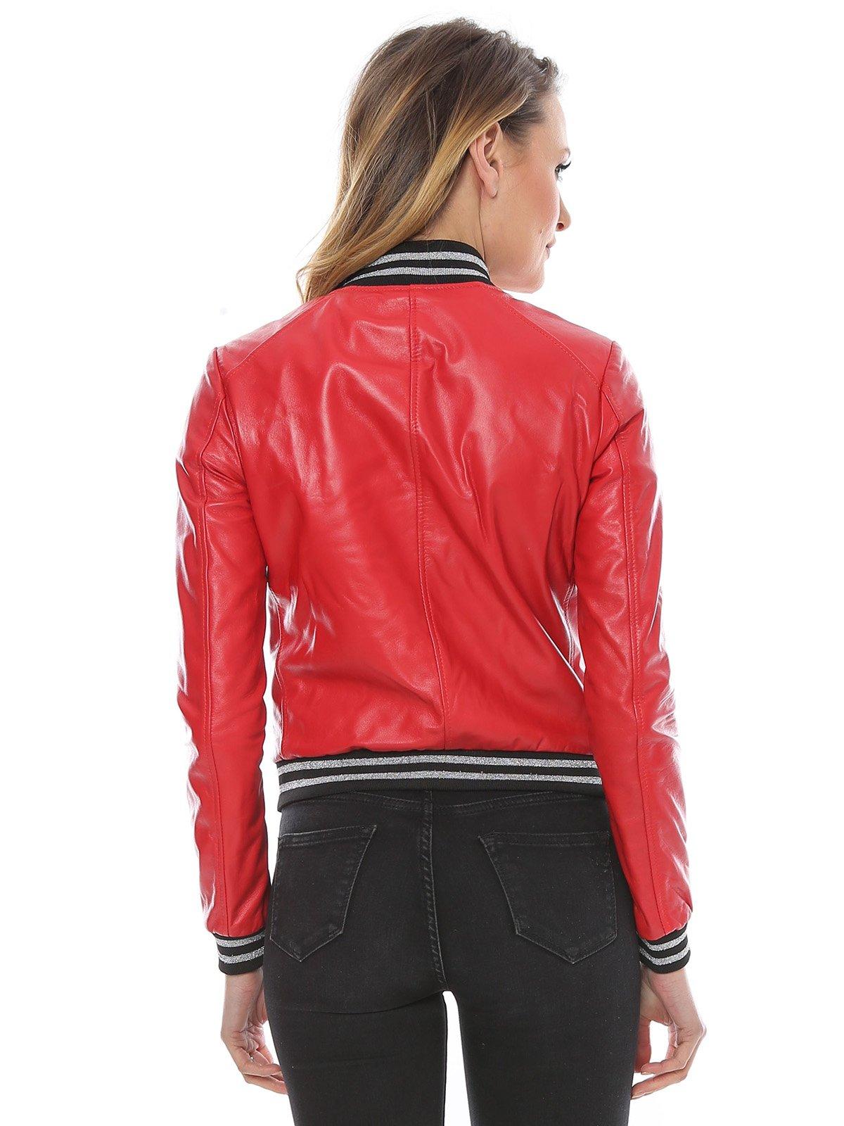 Куртка красная | 3010531 | фото 2