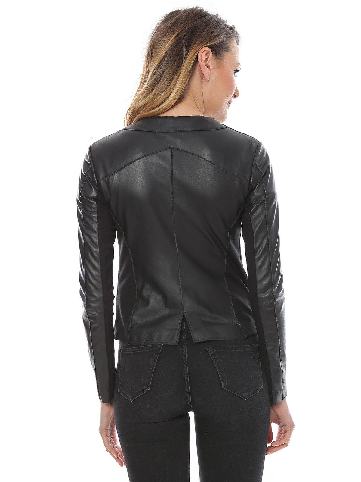 Куртка черная | 3010534 | фото 2