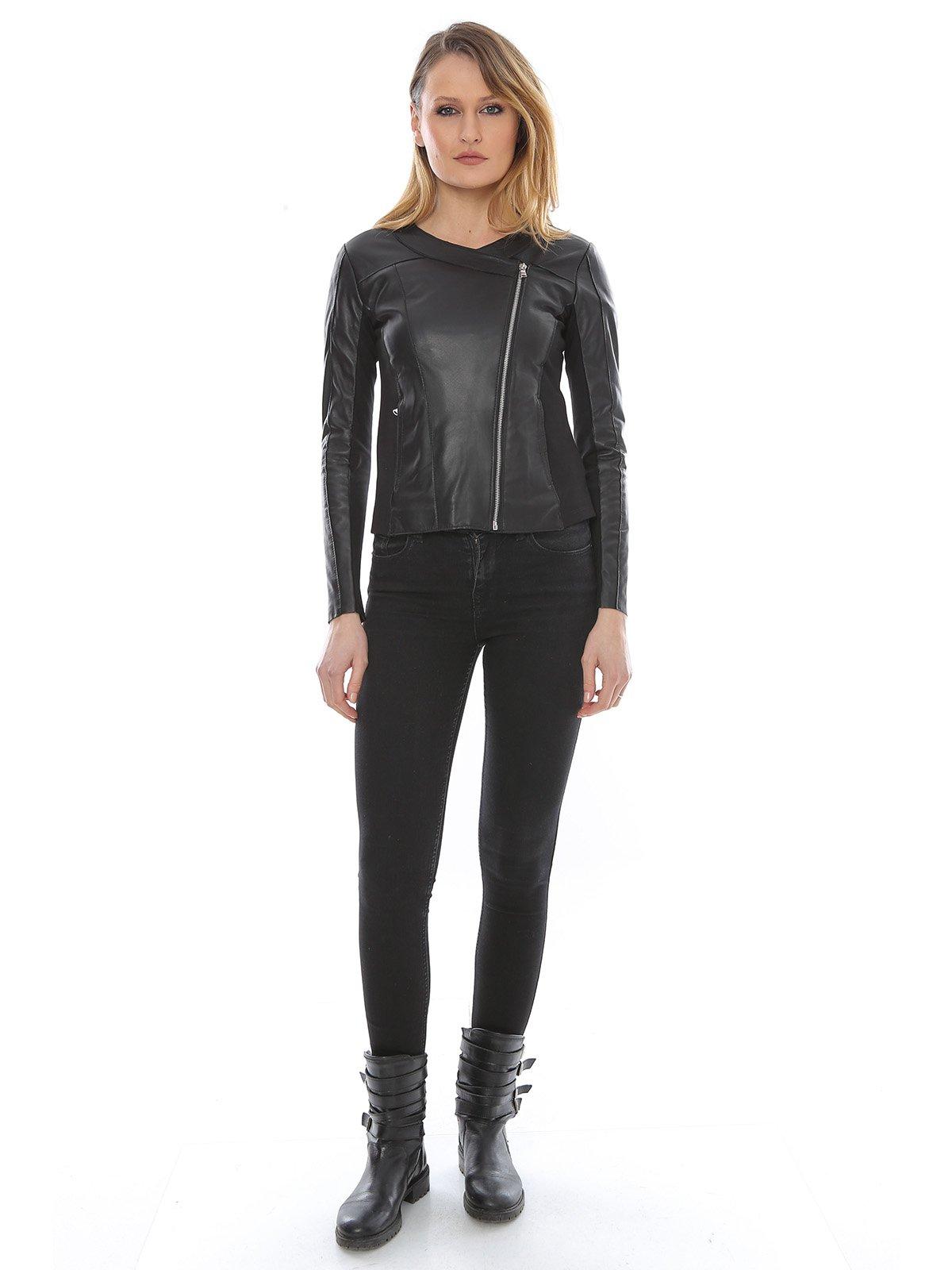 Куртка черная | 3010534 | фото 4