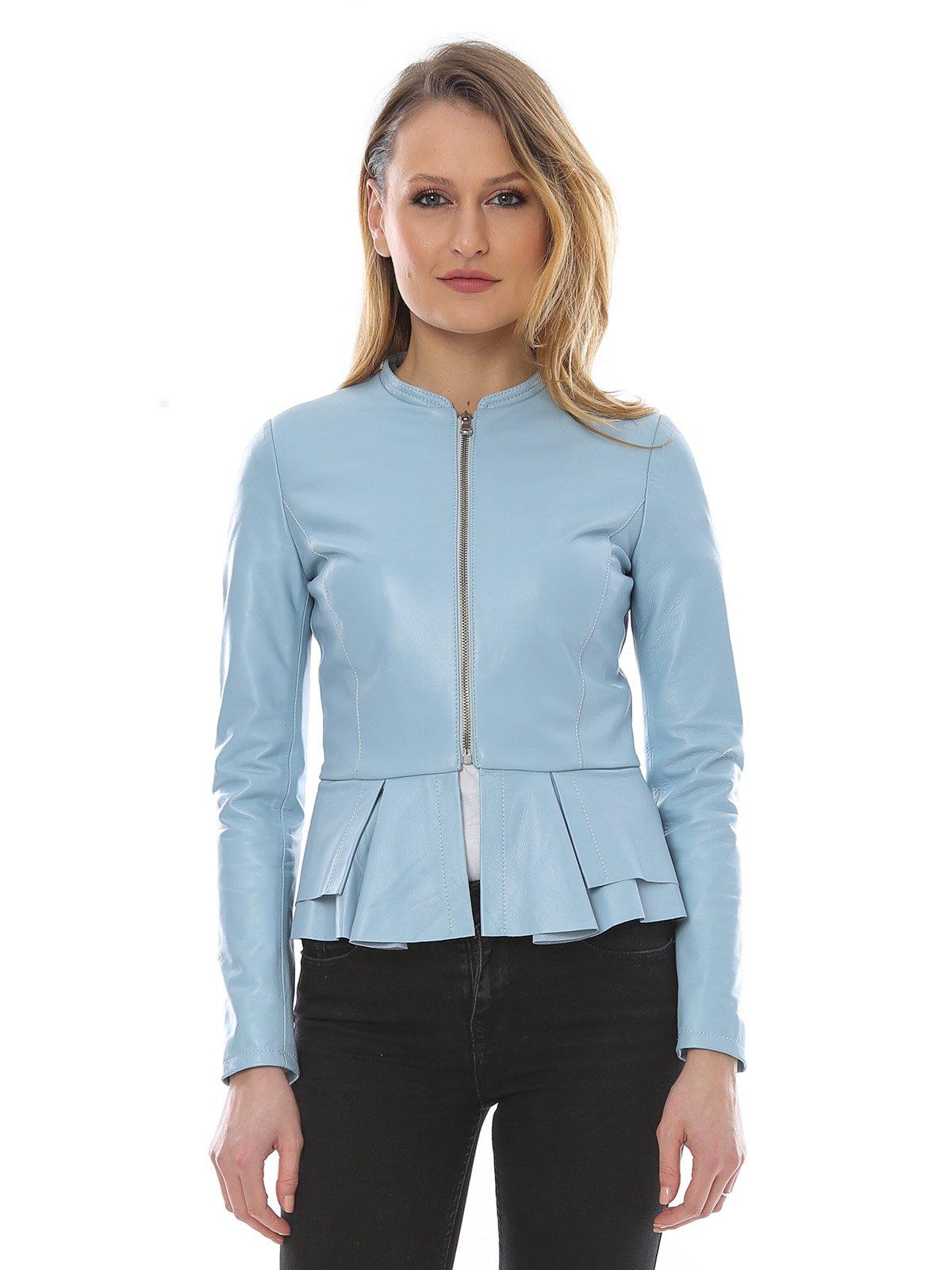 Куртка голубая | 3010704