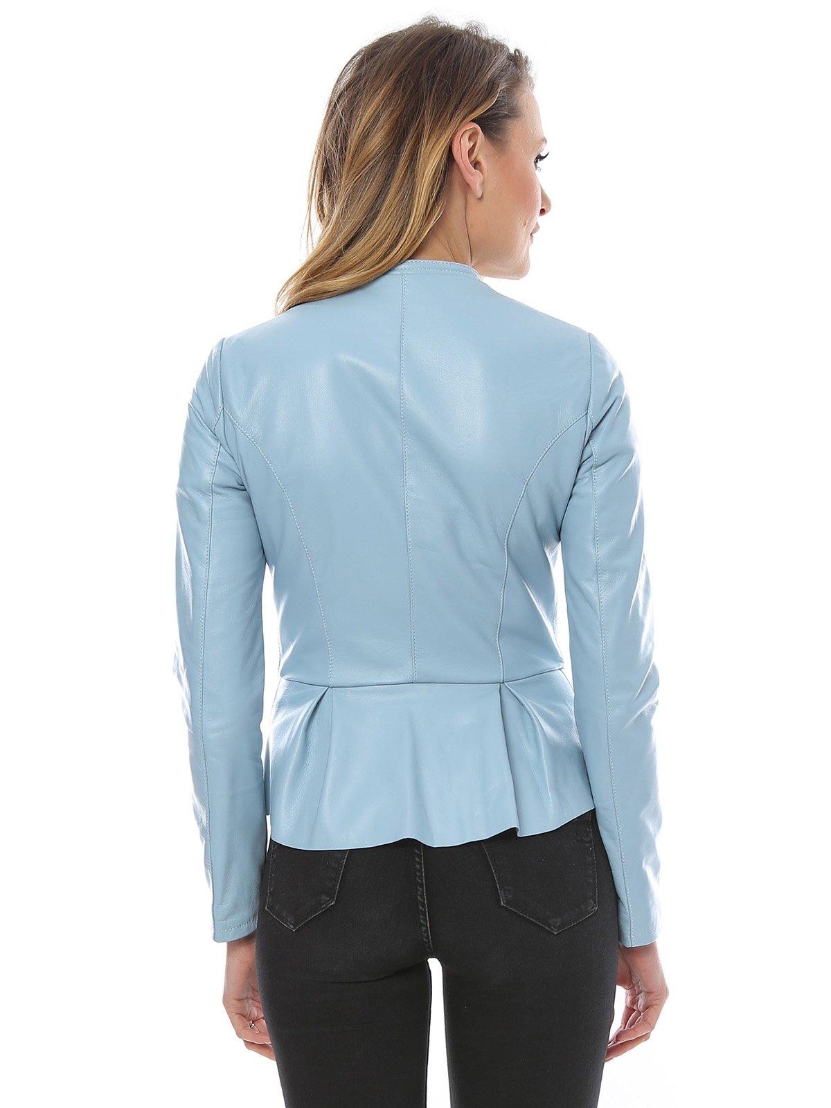 Куртка голубая | 3010704 | фото 2