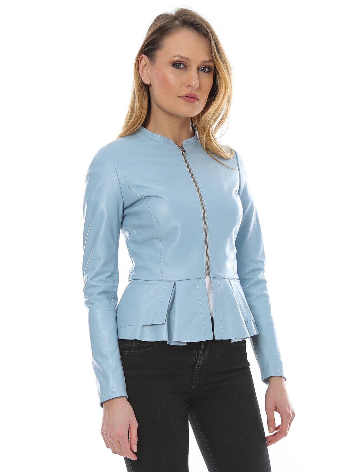 Куртка голубая | 3010704 | фото 3