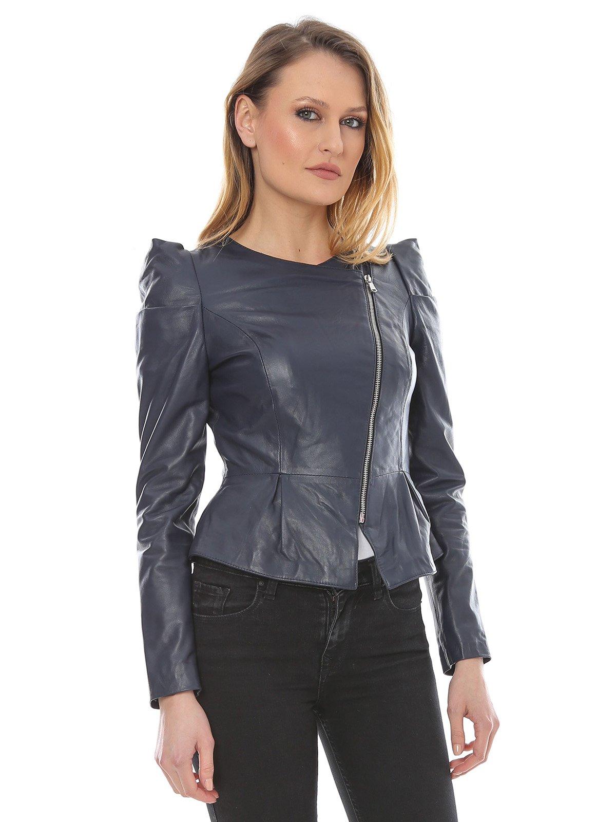 Куртка темно-синяя | 3010779 | фото 3