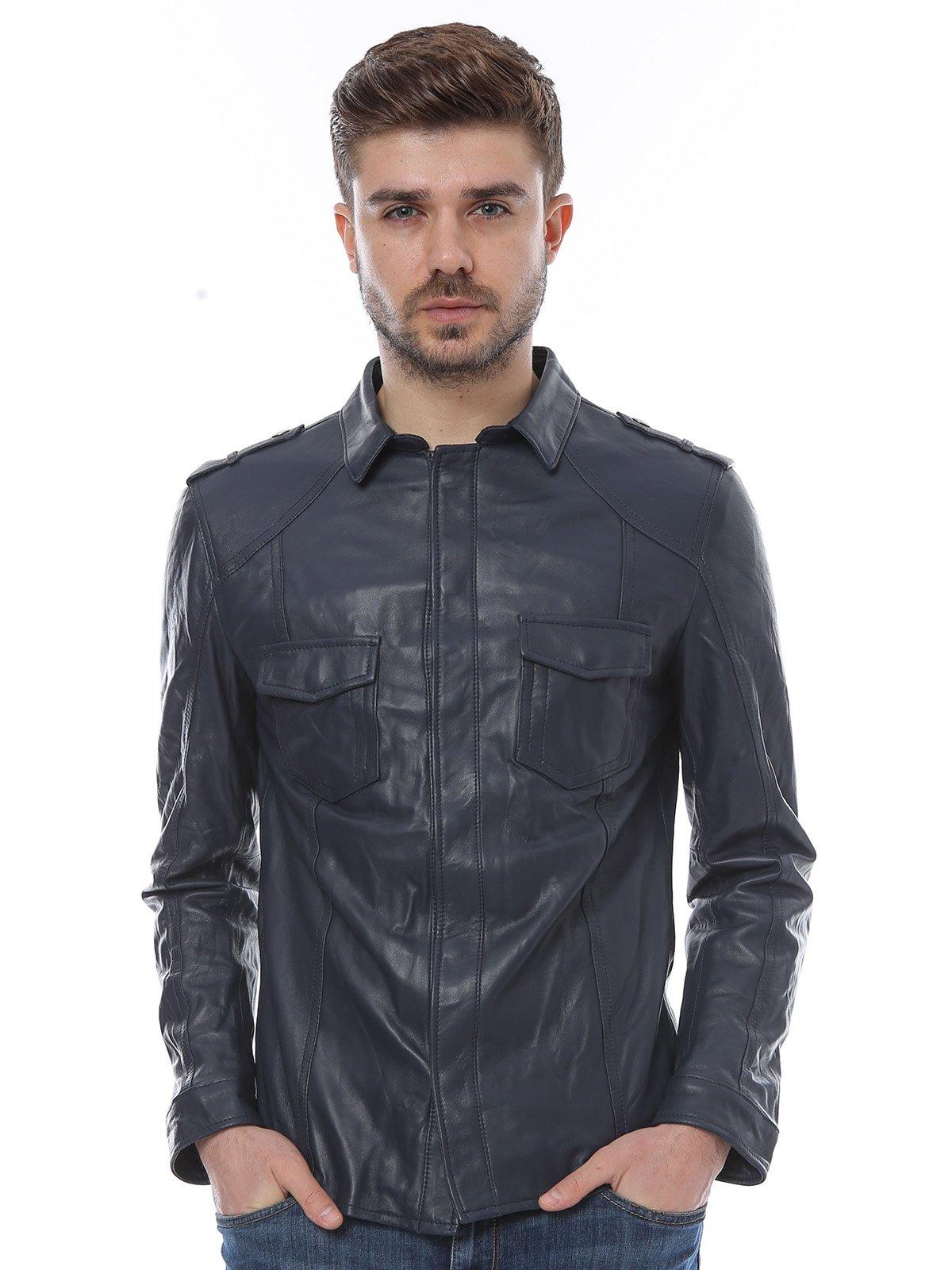 Куртка темно-синяя | 3010785