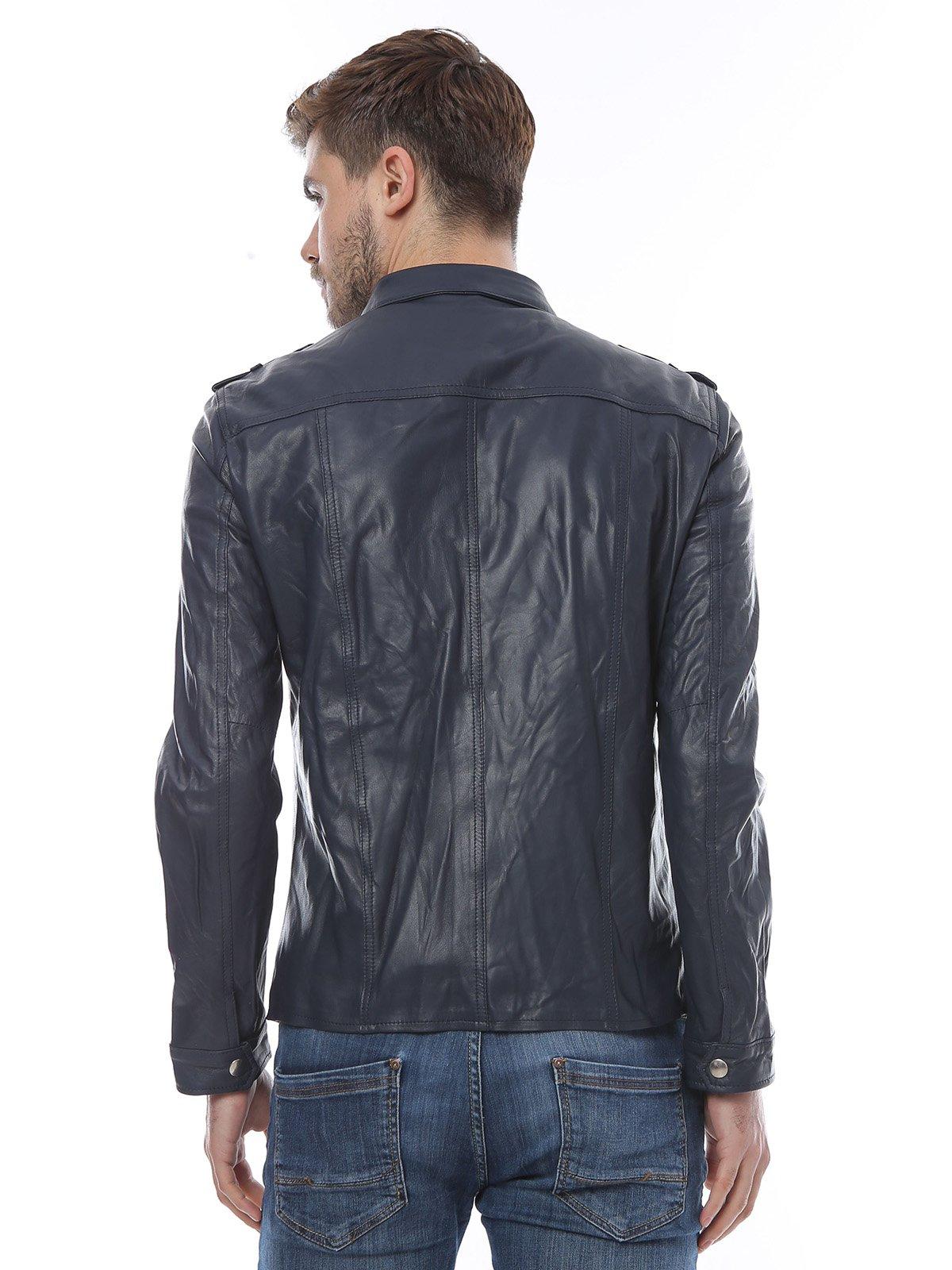 Куртка темно-синяя | 3010785 | фото 2