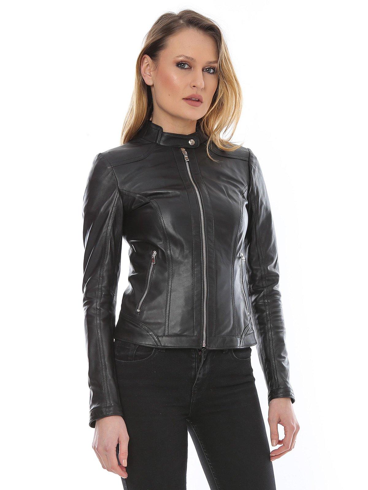 Куртка черная   2645754   фото 3