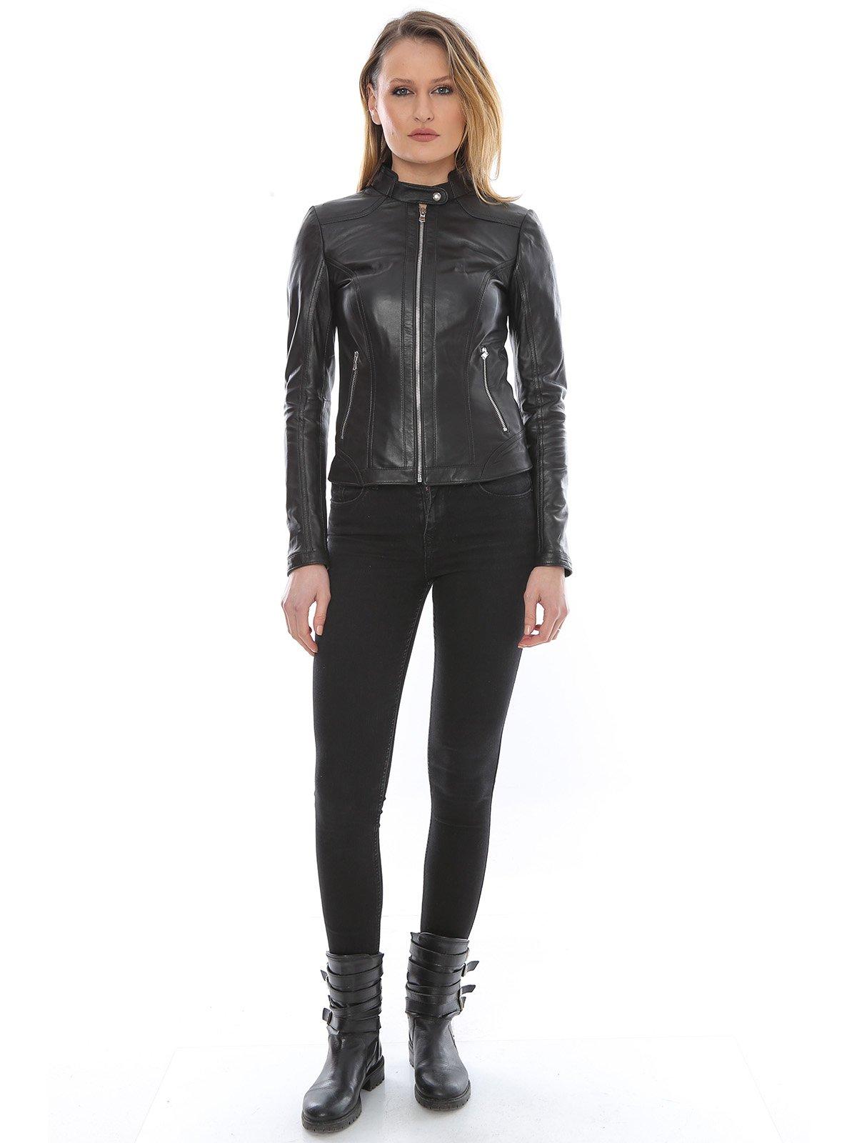 Куртка черная   2645754   фото 4