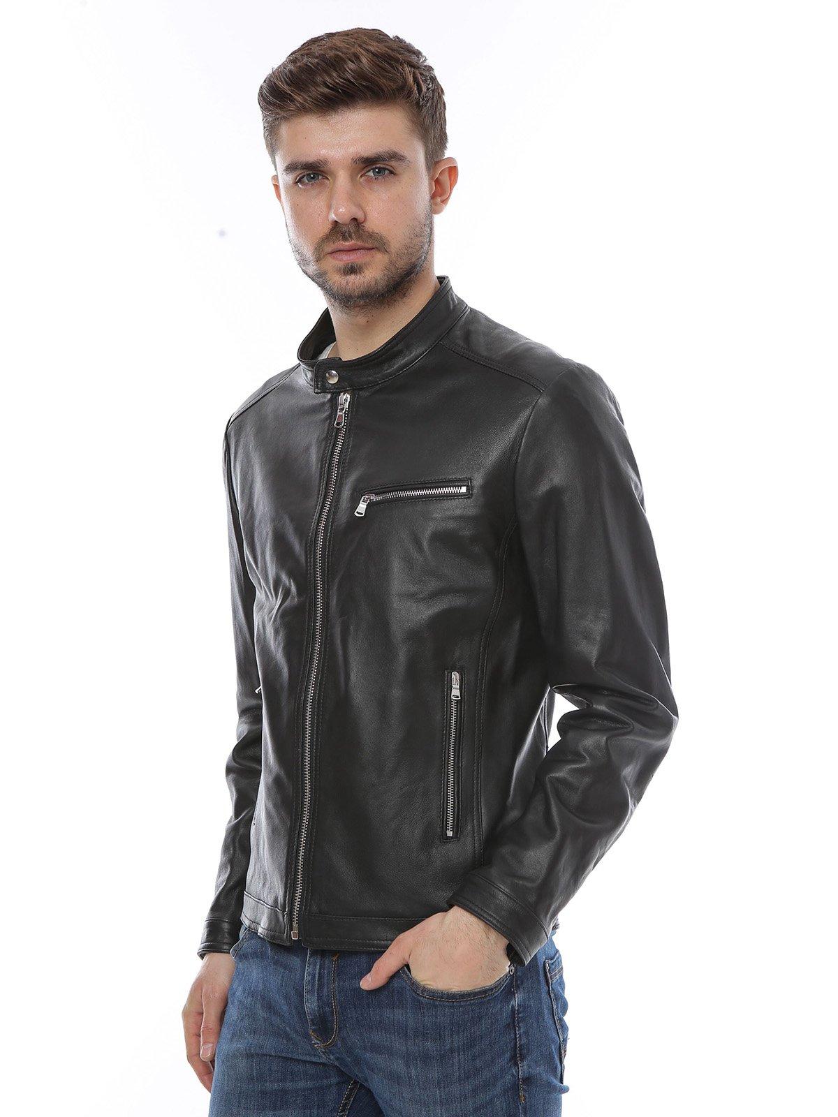 Куртка черная | 2645813 | фото 3
