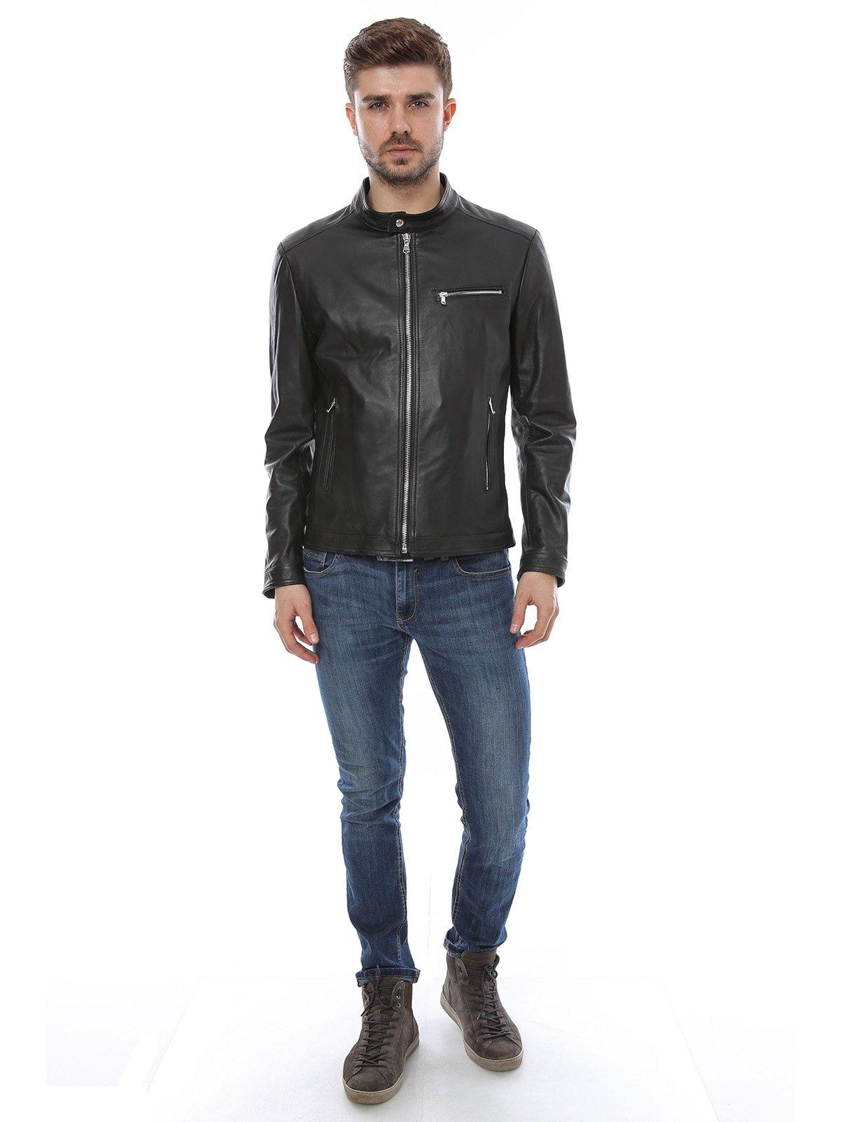 Куртка черная | 2645813 | фото 4