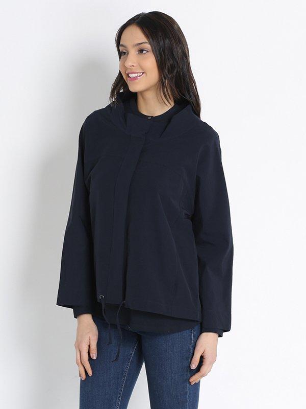 Куртка темно-синяя | 3041590