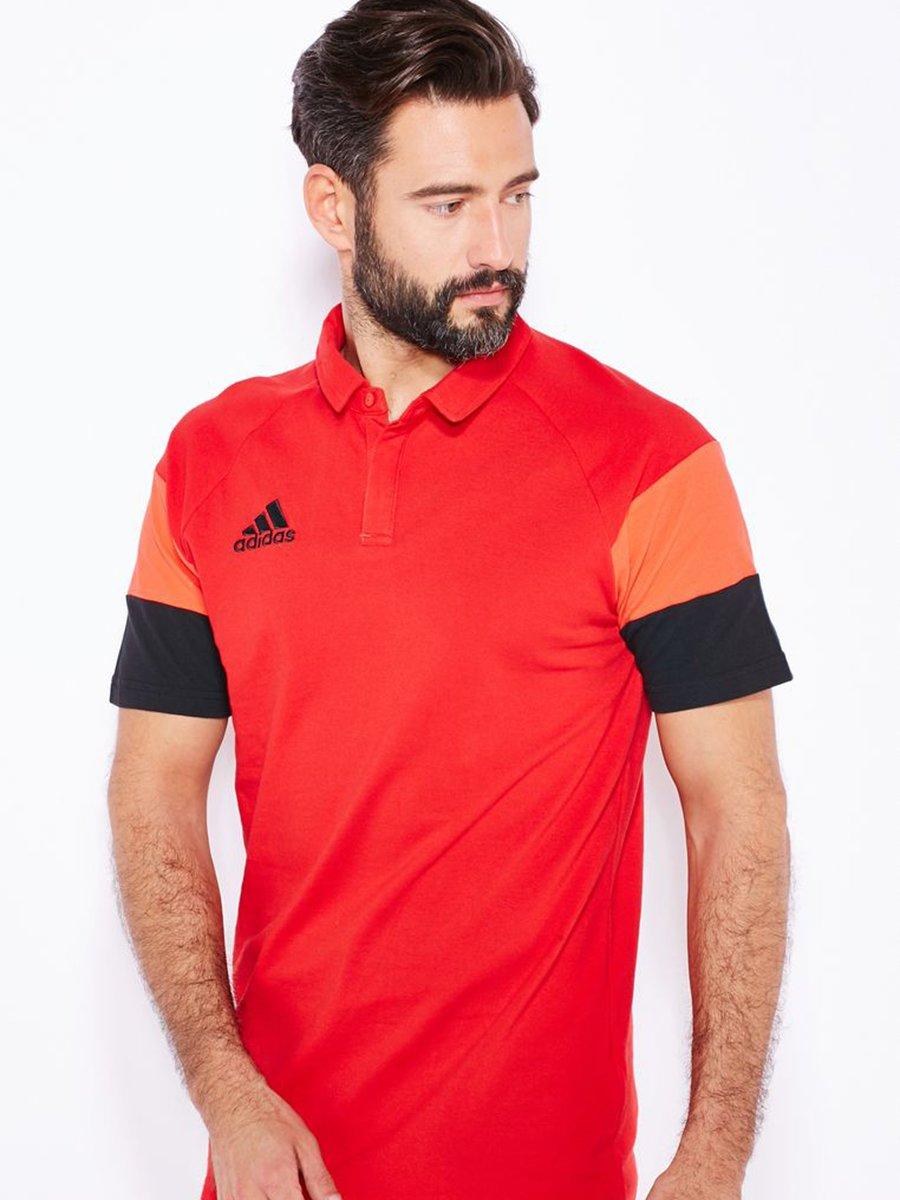 Футболка-поло красная | 2900972