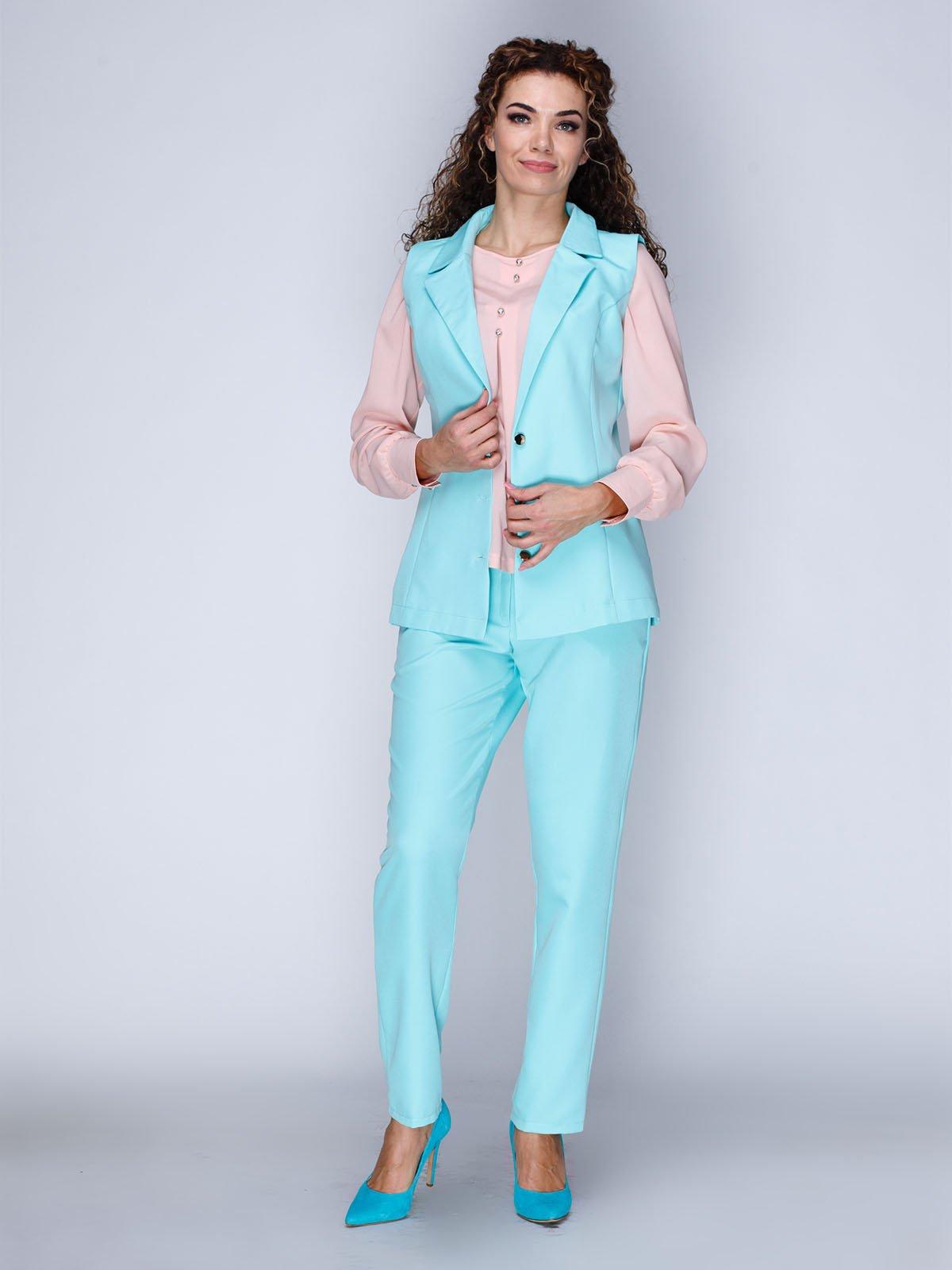 Комплект: жилет і штани укорочені   3046176