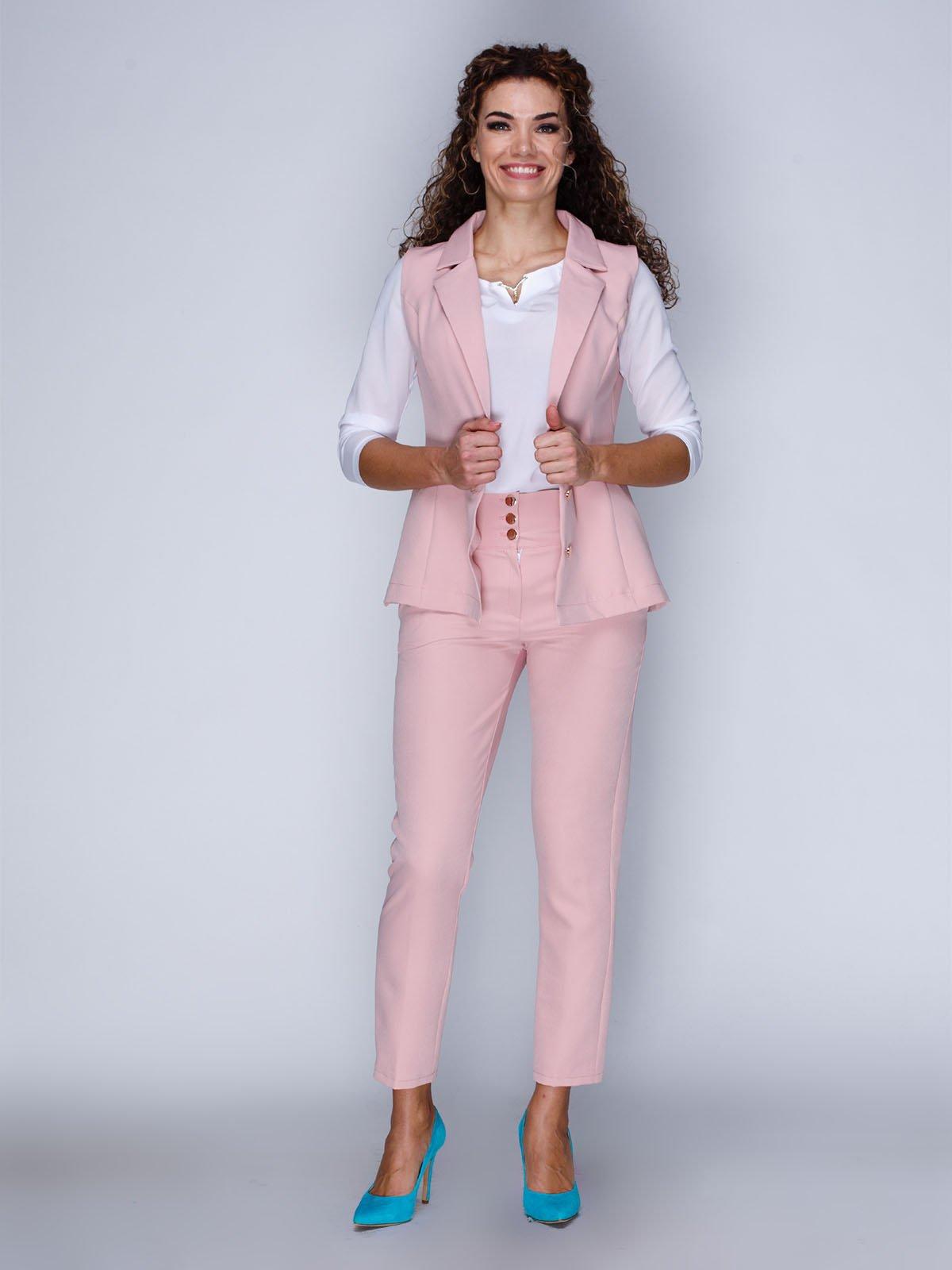 Комплект: жилет і штани укорочені | 3068006