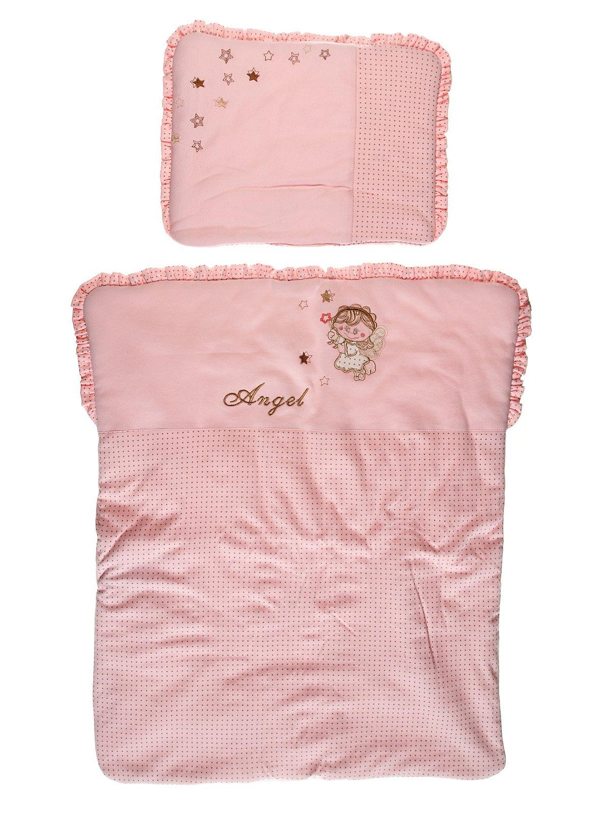 Комплект: одеяло и подушка | 3083899