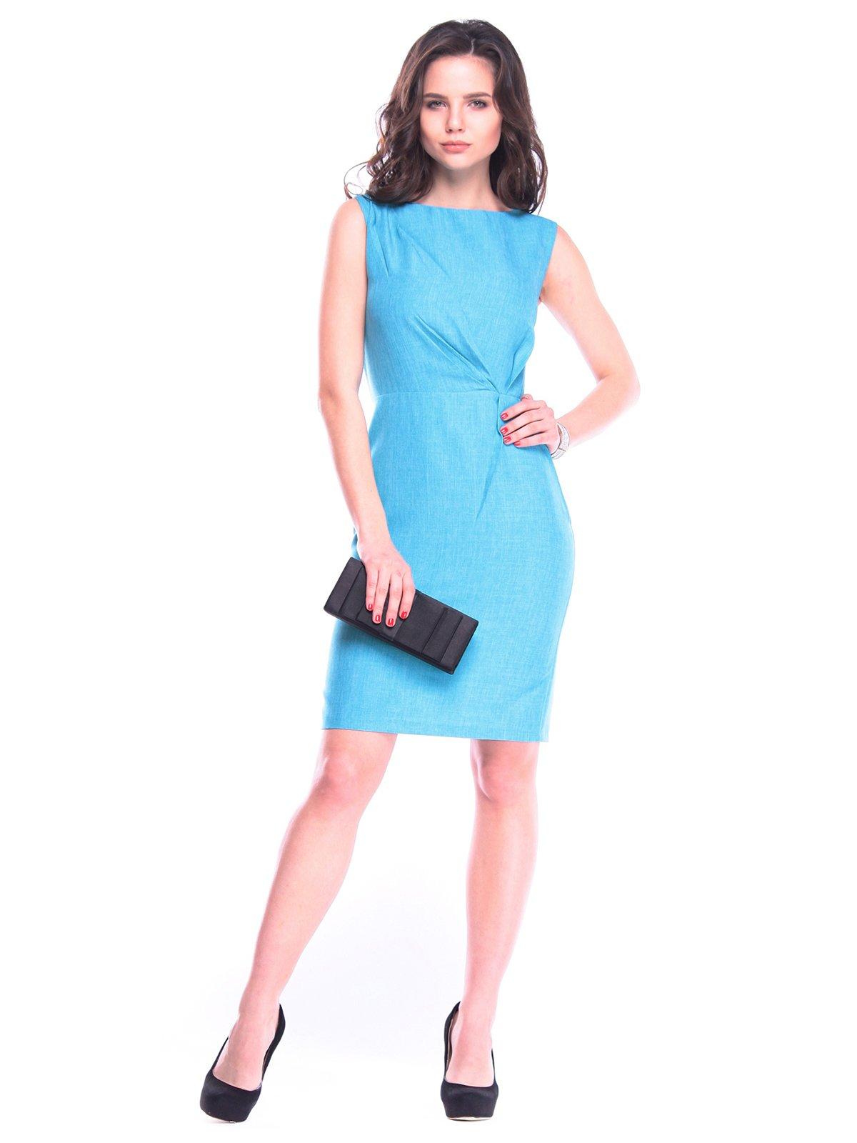Сукня ментолового кольору | 3106366