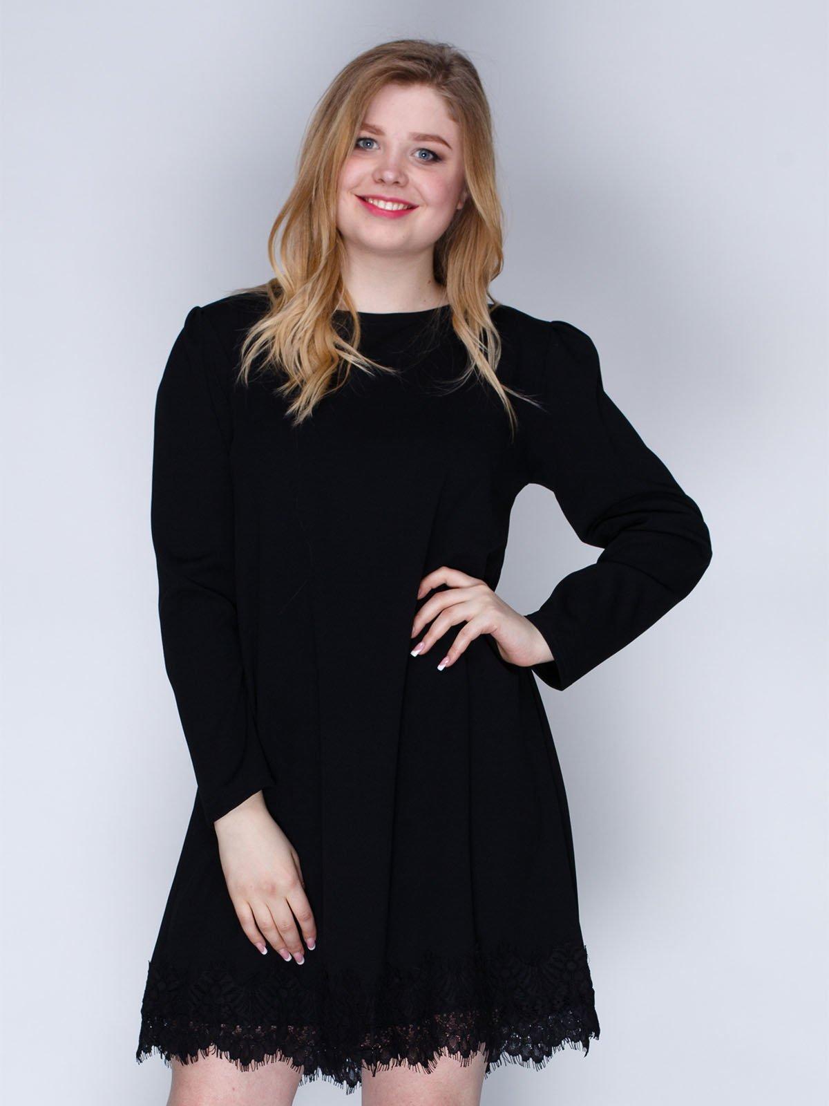 Сукня чорна | 2763915