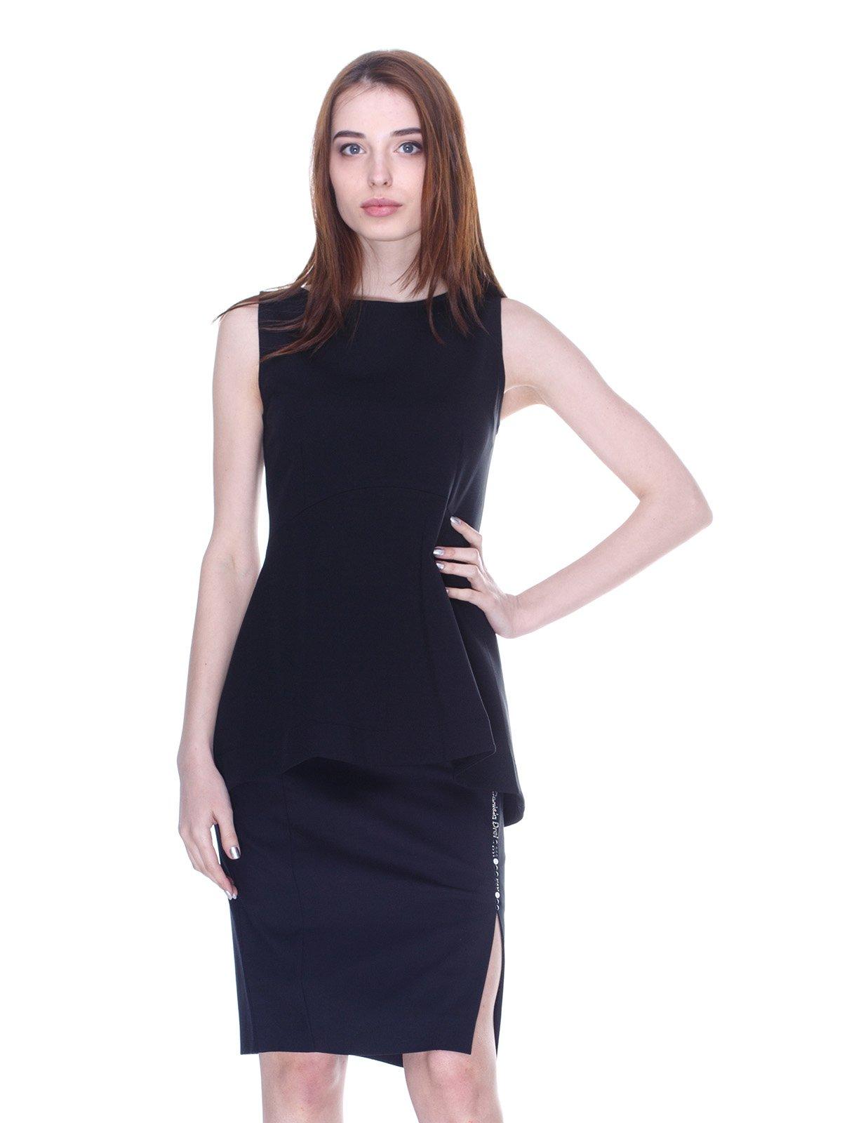 Блуза черная | 3075502