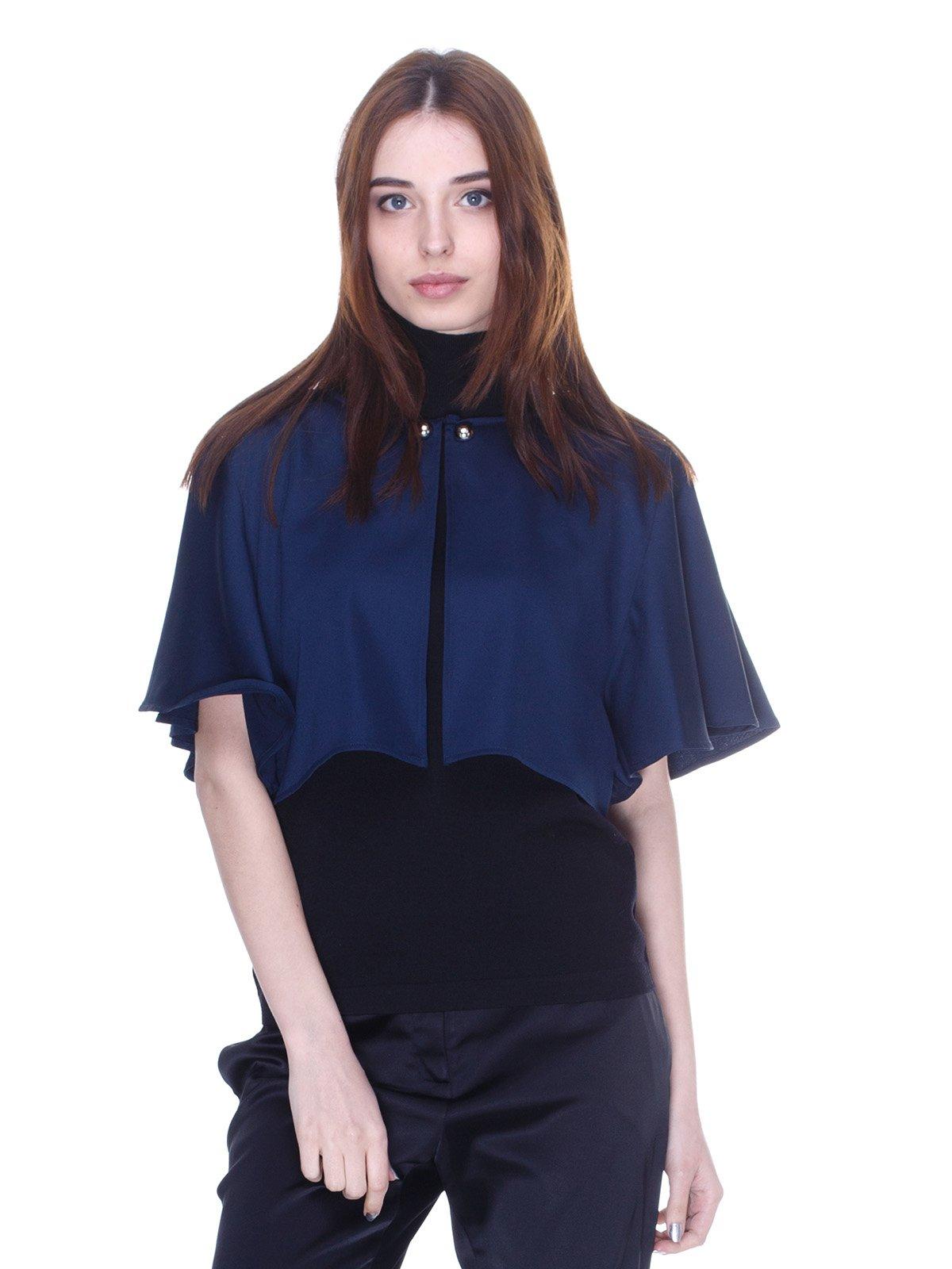Болеро темно-синє | 3075493