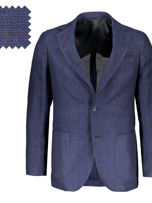 Пиджак синий | 3131342