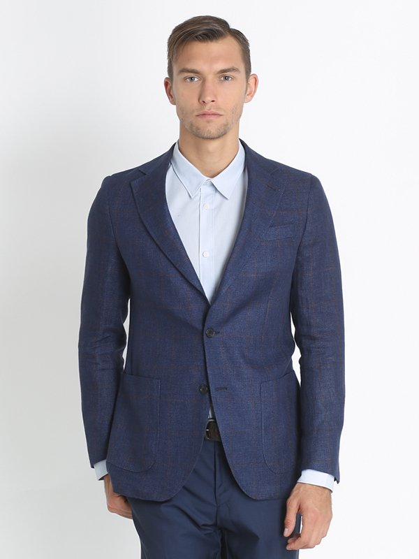 Пиджак синий | 3131342 | фото 2