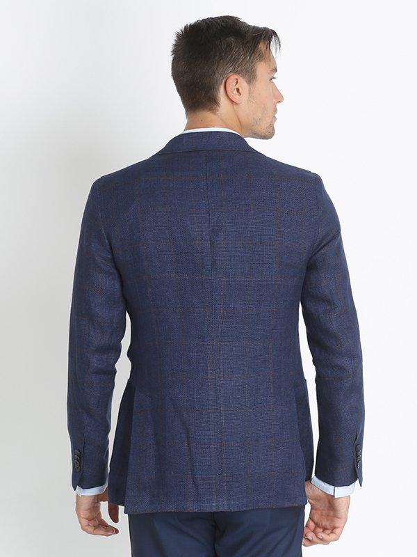 Пиджак синий | 3131342 | фото 3