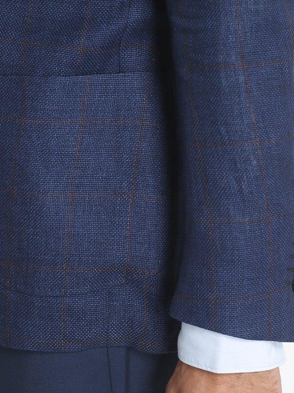 Пиджак синий | 3131342 | фото 6