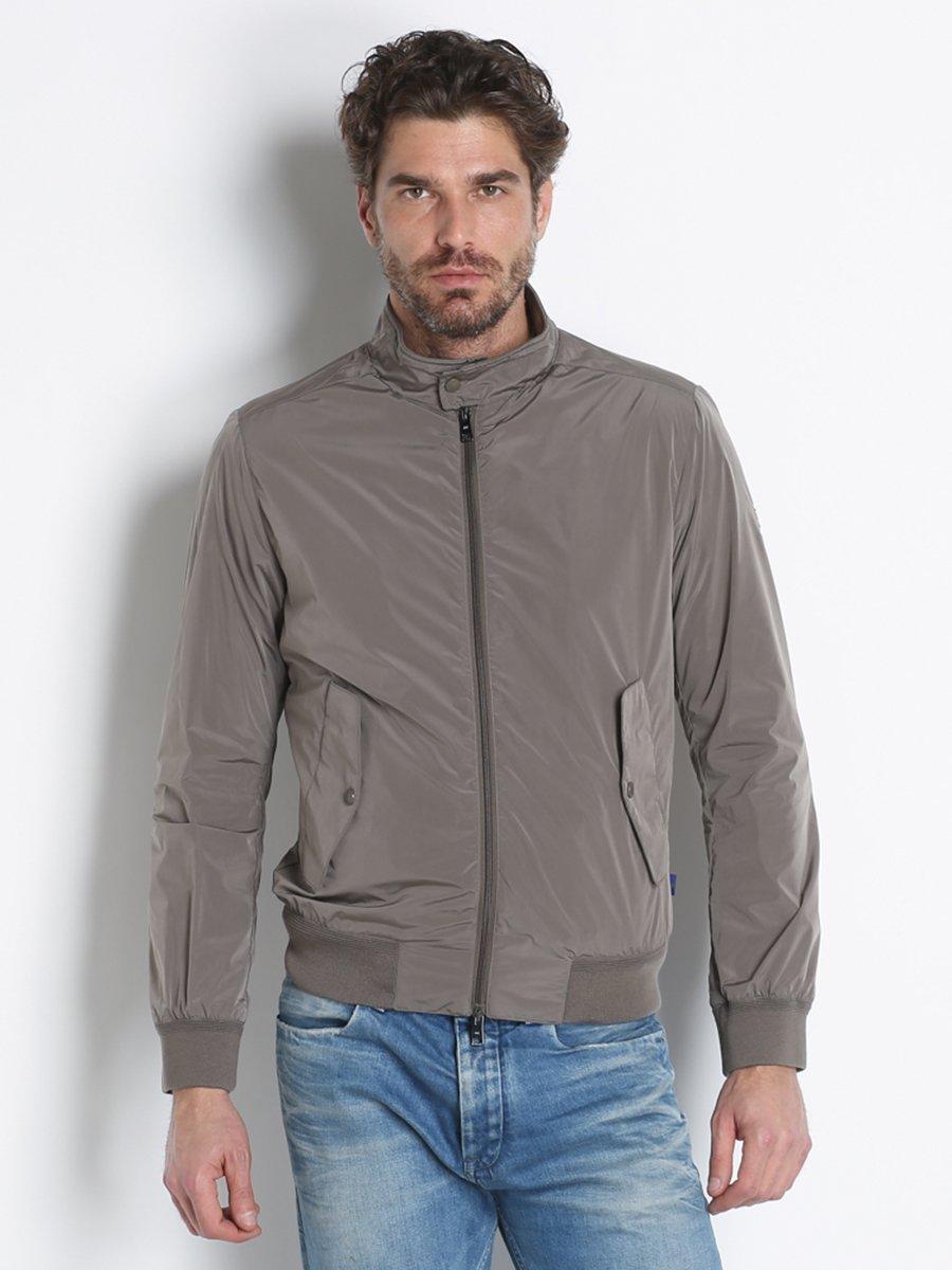 Куртка сіро-коричнева | 2604686