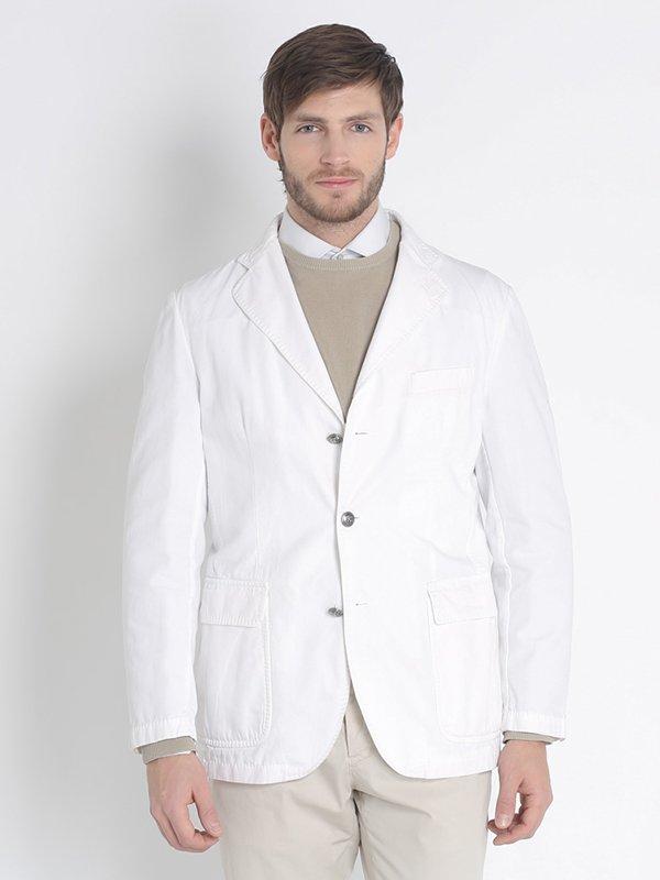 Пиджак белый   3028062
