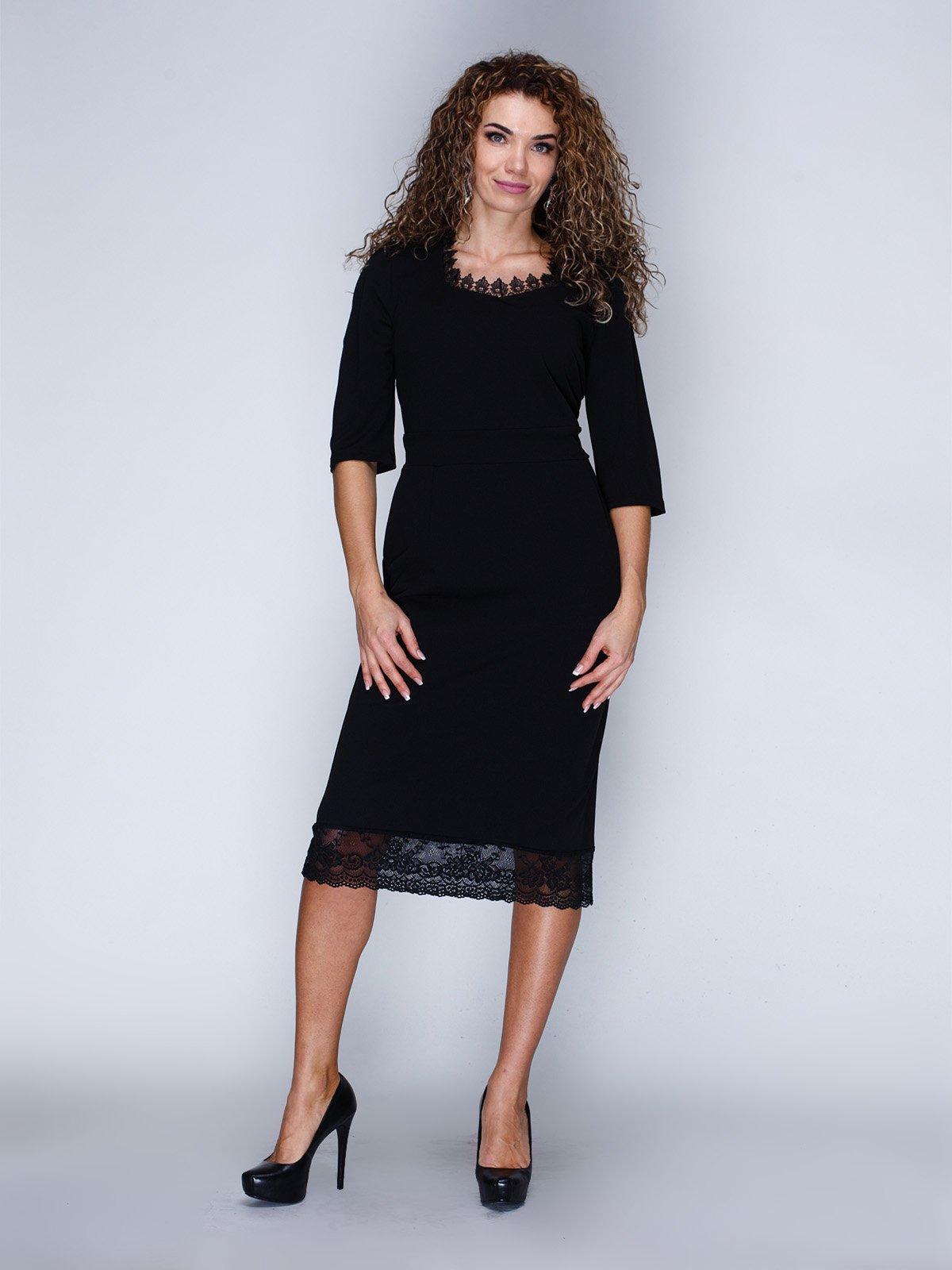 Сукня чорна | 3086303