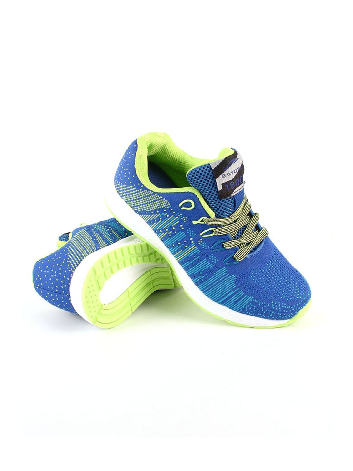 Кроссовки синие | 3145663