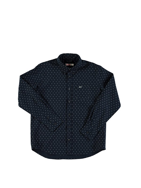 Рубашка в горох   3150801