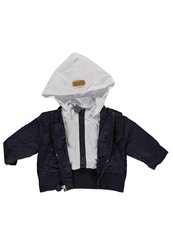 Куртка темно-синяя | 3150866