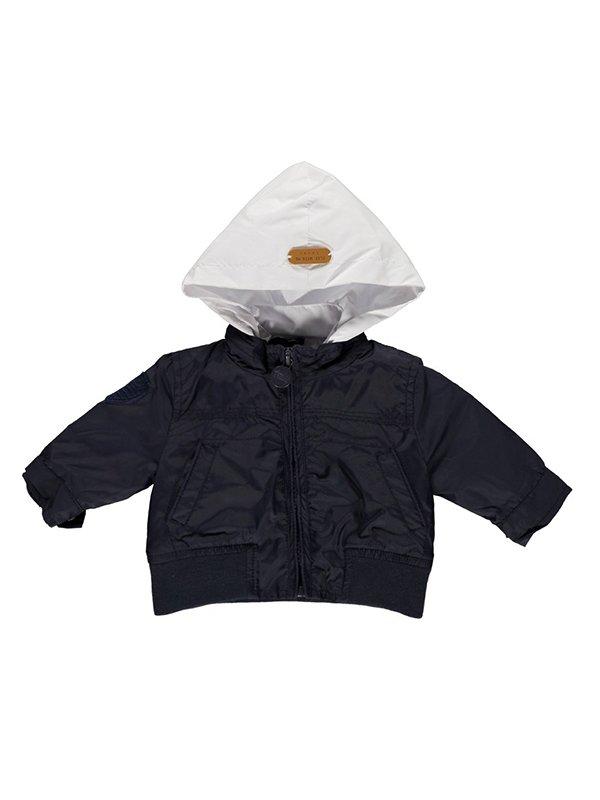 Куртка темно-синяя | 3150866 | фото 2