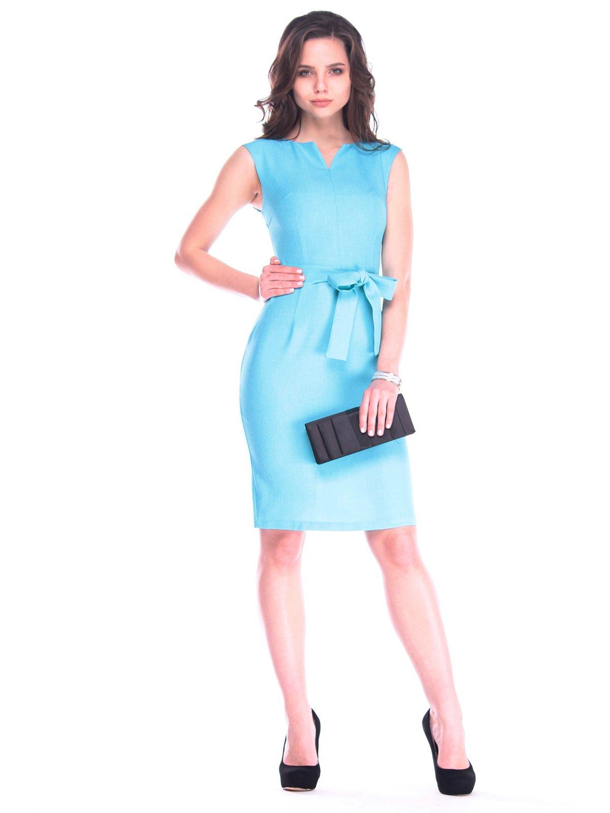 Сукня блакитна | 3141535