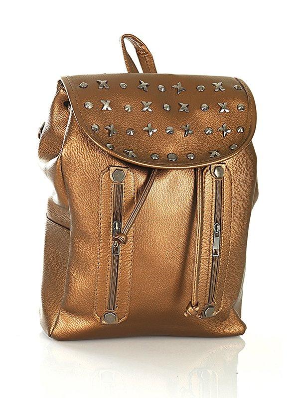 Рюкзак золотистый | 3089294