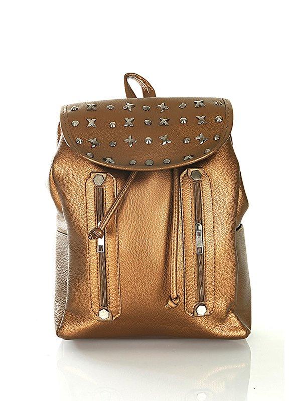 Рюкзак золотистый | 3089294 | фото 2