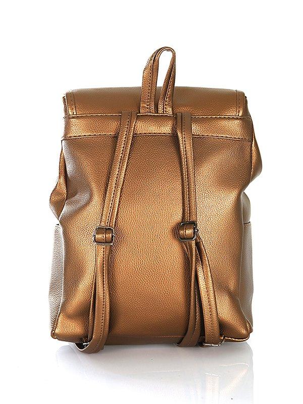 Рюкзак золотистый | 3089294 | фото 3